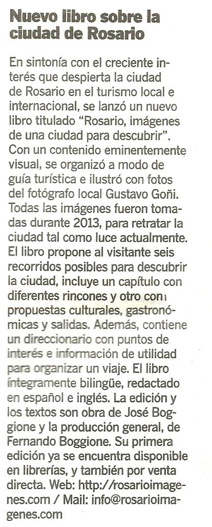 La Capital - Turismo - 22-12-13 - PAG 6